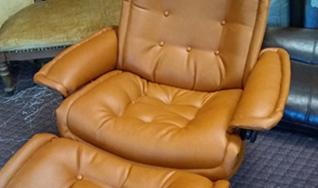 Lans Eames Chair | Lan's Upholstery | Spokane, WA